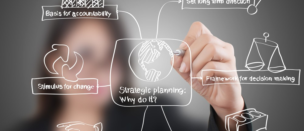 Executives are failing to understand the importance of developing a process for how they build their strategy