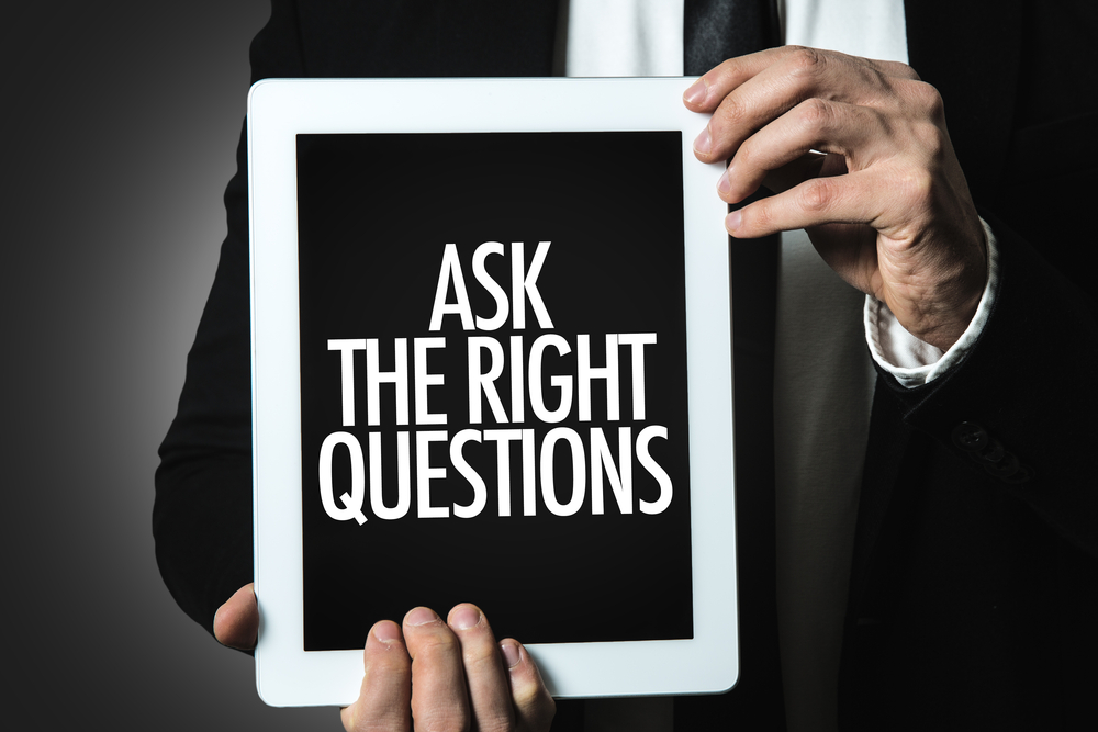 Big Data ask the right questions