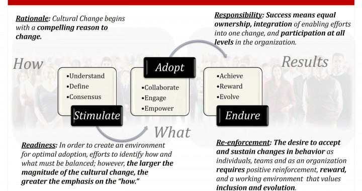 culture change roadmap