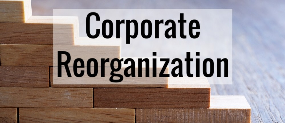 <strong> Corporate Reorganization often causes fear and uncertainty</strong><br> Here are some ways tocommunicate and handle all thechallengesof the reorganization.