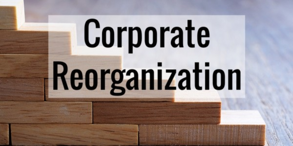 Corporate Reorganization – The Essentials