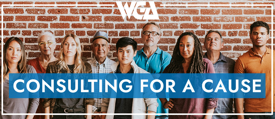 From August 1st thru December 31st 2020, WGA Consulting is pledging six percent (6%) of our service fees to COVID-19 relief & other charities